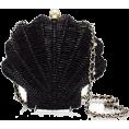 sandra  - Kate Spade Splash Out Wicker shell bag - Torby posłaniec -