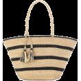 ValeriaM - Kayu - Mare straw tote - Hand bag -