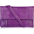 Nalan Radu - Purple Purse - Hand bag -