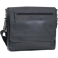 Kenneth Cole Reaction - Kenneth Cole REACTION A Valuable Mess-On Bag Black - Messenger bags - $60.16