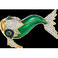 cilita  - Kenneth Jay Lane Koi Fish Brooch - Other -