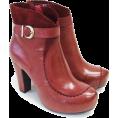 Viktoria Jurica - Kitten - Boots -