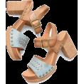 Doozer  - Korkease Pasilla sandals - Sandals -
