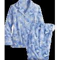 HalfMoonRun - LANZ moon & stars pajama - Pajamas -