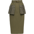 HalfMoonRun - LENA HOSCHEK skirt - Skirts -