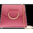 JecaKNS - LITTLE LIFFNER satin shoulder bag - Hand bag -