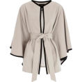 asia12 - LIVIA CAPE COAT - Jacket - coats -