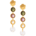 beautifulplace - LIZZIE FORTUNATO JEWELS Nonna Flower ear - Brincos -