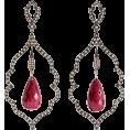 Evelin  - LOREE RODKIN 18-karat rhodium white gold - Earrings -