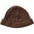 HalfMoonRun - LORO PIANA cashmere beanie - Hat -