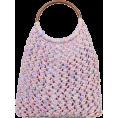 beautifulplace - LOVESHACKFANCY Jojo crocheted cotton tot - Hand bag -