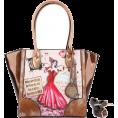 Yesenia Rivera  - Lady Luck - Bolsas pequenas - $78.00  ~ 66.99€