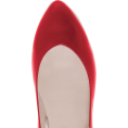 cilita  -  Laminated leather ballerinas - Flats -