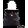 Marina71100 - Lana Marks Medium Croc Princess Diana To - Clutch bags -