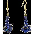 Mystic Self - Lapis Lazuli Earrings - Earrings -