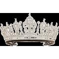 dehti - Large Swarovski crystal tiara - Other jewelry -