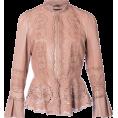 Amelia  - Leather Jackets,Roberto Cavall - Jacket - coats - $5,630.00
