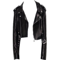 BlueKnight - Leather Jacket - Jacket - coats -