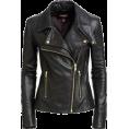 LizzyTheFander - Leather Jacket - Jacket - coats -