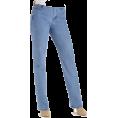 Bev Martin - Lee's Womens Blue Jeans - Jeans -