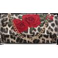 Aitbags - Leopard Floral Bag - Torbice - $9.00  ~ 7.73€