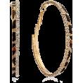 lence59 - Leopard Print Earrings - Orecchine -