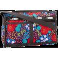 LeSportsac Bag -  Lesportsac Women's Deluxe Shoulder Satchel 7519P Shoulder Bag Rose Garden