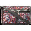 LeSportsac Bag -  Lesportsac Women's Deluxe Shoulder Satchel 7519P Shoulder Bag Sashay