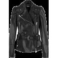 Liah Silvestri - Lia - McQueen - Jacket - coats -