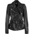 lilika lika - Lia - McQueen - Jacket - coats -