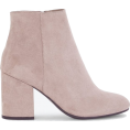 Aurora  - Light Brown Ankle Boots - Škornji -