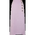 Aurora  - Lilac Midi Skirt - Skirts -