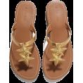 sandra  - Lilly Pulitzer x Target flip flops - Thongs -