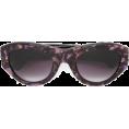 lence59 - Linda Farrow Round framed sunglasses - Sunglasses -