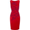 Viktoria Jurica - Lipstick dress - Dresses -