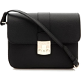 Elie - Musette little black bag - Почтовая cумки -