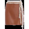 vespagirl - Loewe Skirt W/rope Belt - Skirts - $1,112.80