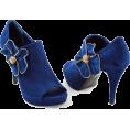 maca1974 - Loriblu Shoes Blue - Zapatos -