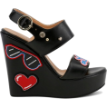 Yesenia Rivera  - Love Moschino JA1603CE15IC - Wedges - $219.00