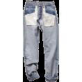 HalfMoonRun - MAISON MARTIN MARGIELA jeans - Jeans -