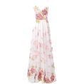 beautifulplace - MARCHESA NOTTE long rose dress - Dresses -