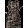 HalfMoonRun - MARIMEKKO linen dress - Obleke -