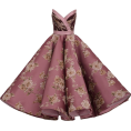 HalfMoonRun - MARK BUMGARNER ballgown - Dresses -