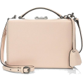 HalfMoonRun - MARK CROSS pale pink bag - Hand bag -
