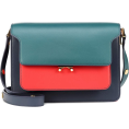 beautifulplace - MARNI Trunk leather shoulder bag - Torbice -