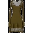 svijetlana - MCQ BY ALEXANDER MCQUEEN - Dresses -