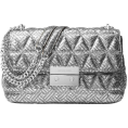 vespagirl - MICHAEL KORS Sloan Silver - Torbice - $446.55  ~ 337.20€