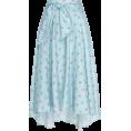 HalfMoonRun - MIGUELINA printed midi skirt - Skirts -
