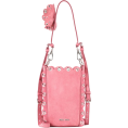 lence59 - MIU MIU Suede bucket bag - Torbice -