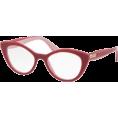 HalfMoonRun - MIU MIU eyeglasses - Eyeglasses -